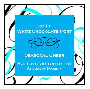 blue-chocolate-label