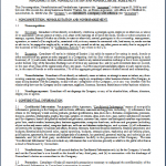 Consultant Agreement Template