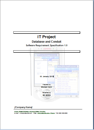 Software requirement specifications document srs format template here is download link download sample srs document pronofoot35fo Gallery