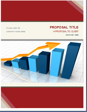 Sample Proposal Template Word Templates