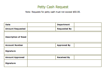 cash slip Cash Slip Example Archives - Word Templates