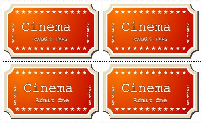 movie ticket templates 3