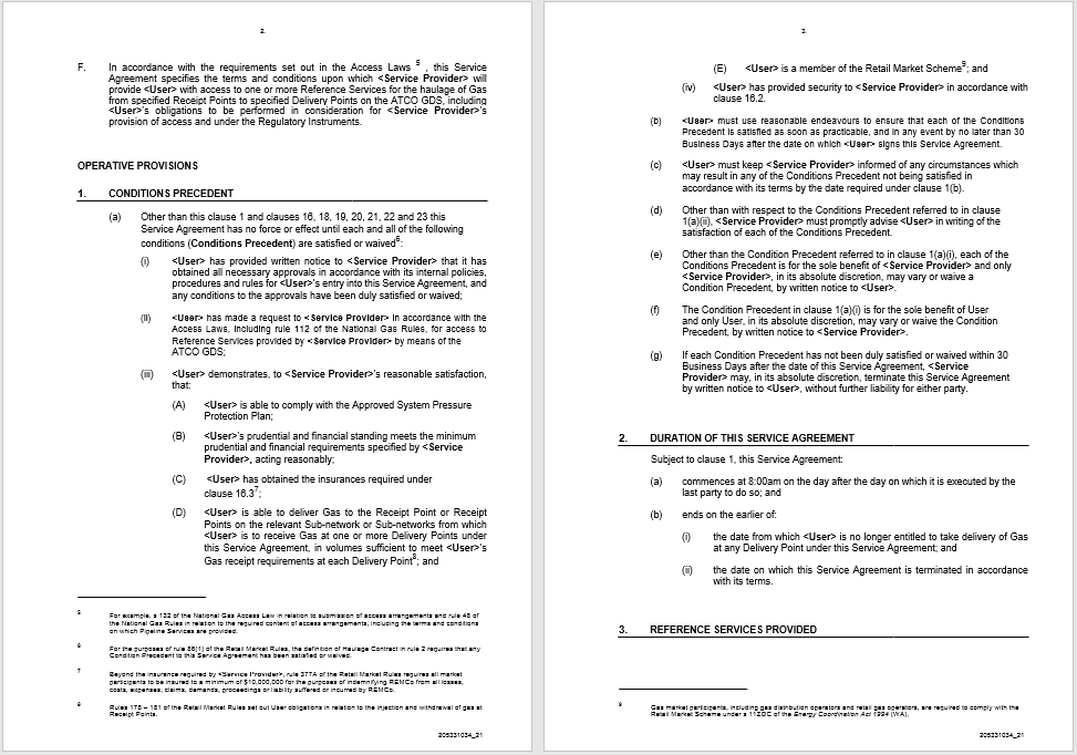 Consultancy Agreement Template 03