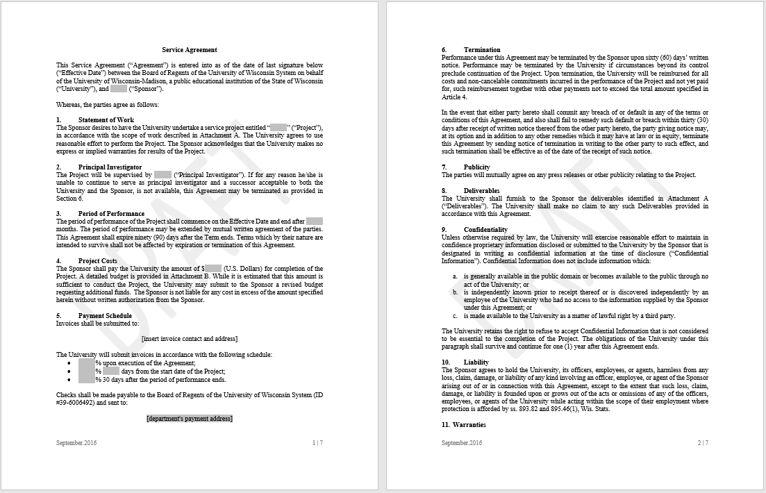 Consultancy Agreement Template 04