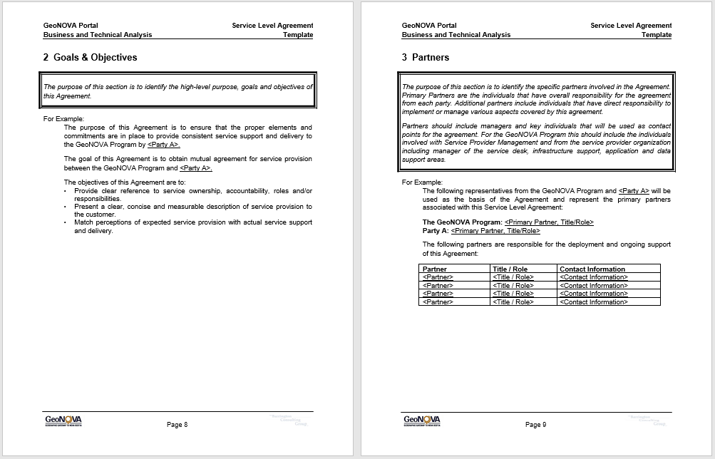 Consultancy Agreement Template 06