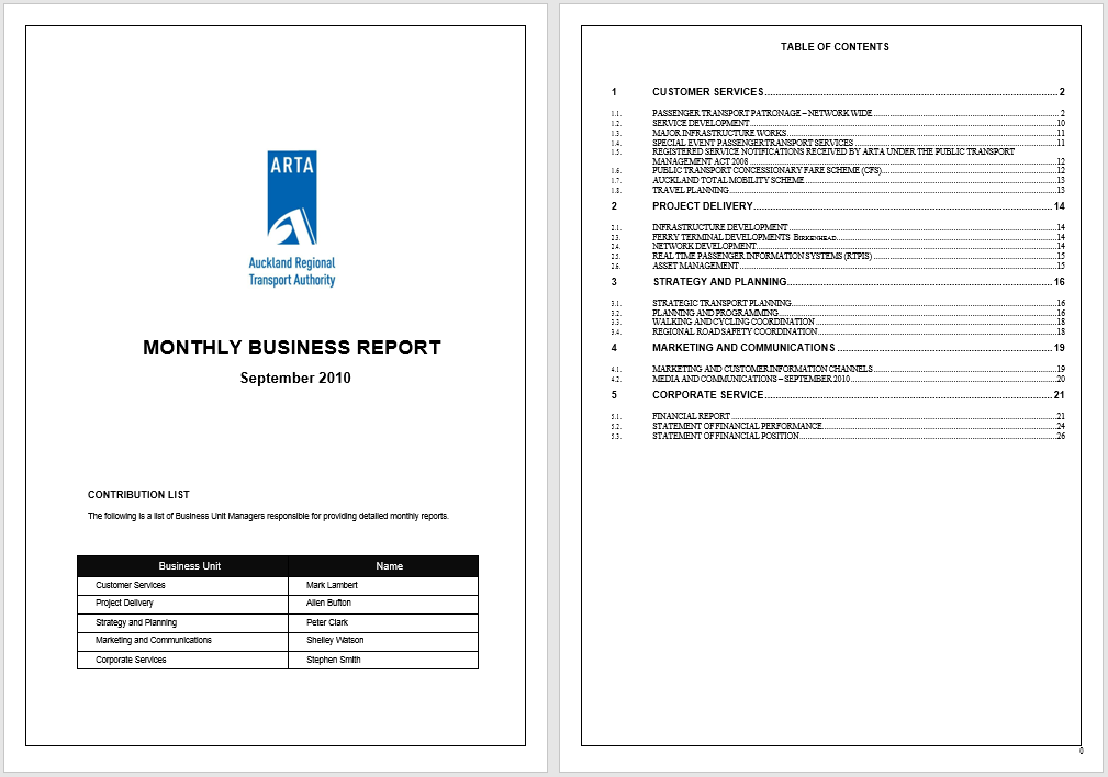 Business reports template image collections business cards ideas 12 free annual business report templates word templates annual business report template 05 friedricerecipe image collections friedricerecipe Choice Image