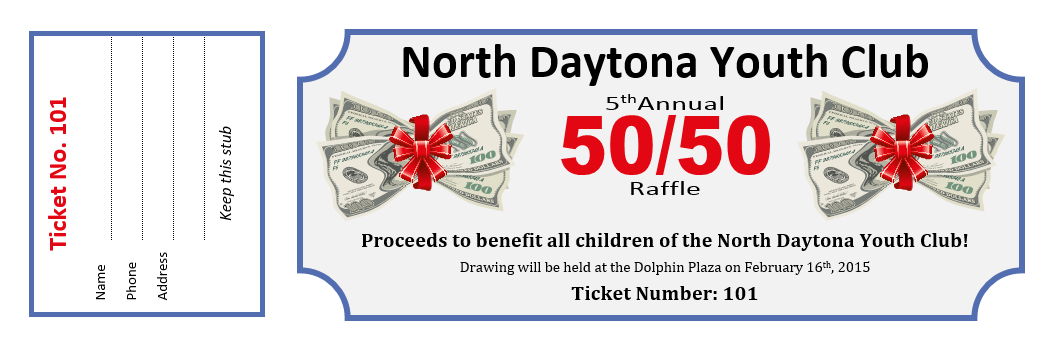 raffle ticket templates 04
