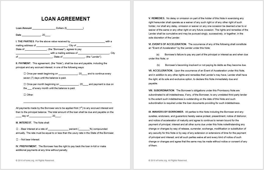 loan agreement template 06
