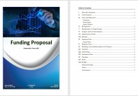 Funding Proposal Template