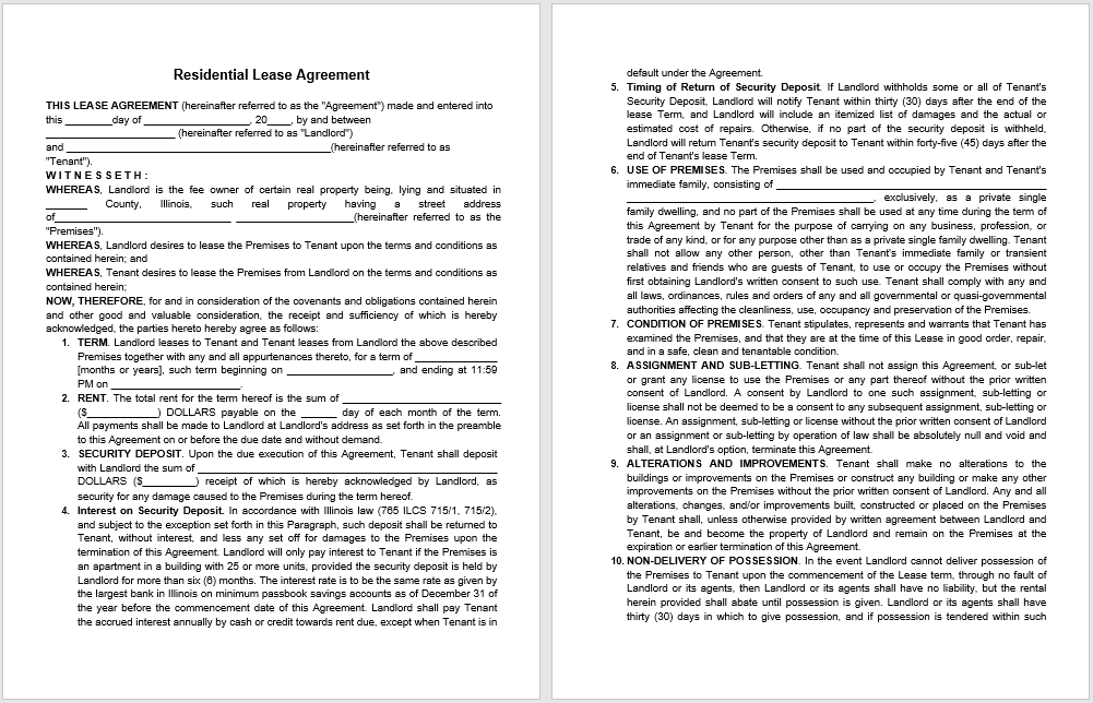 rental agreement template 02