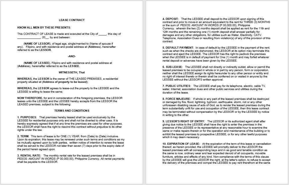 rental agreement template 04