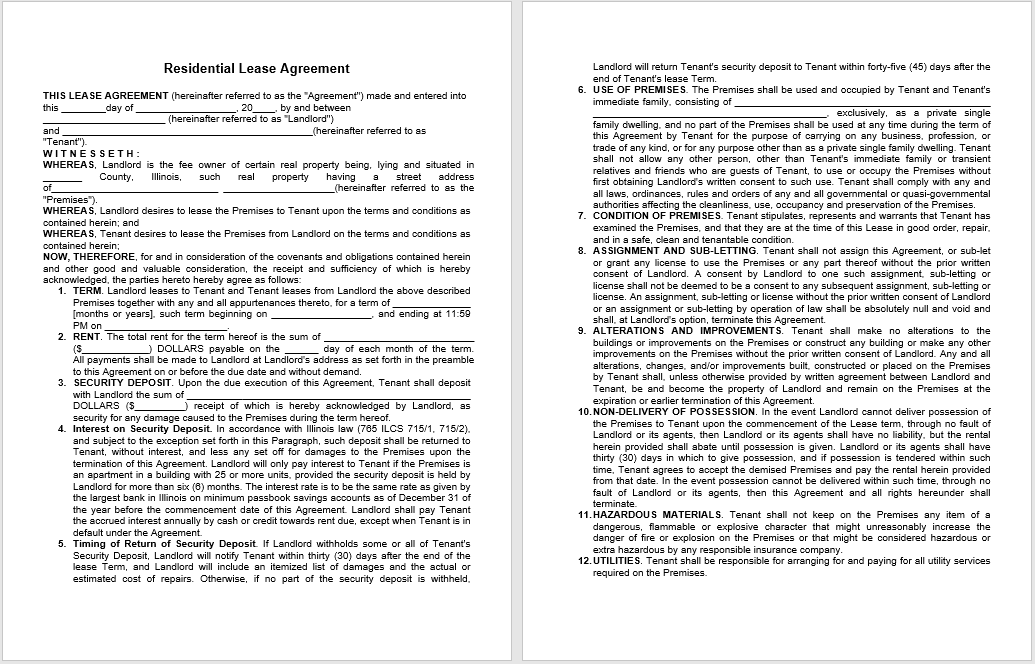 rental agreement template 05