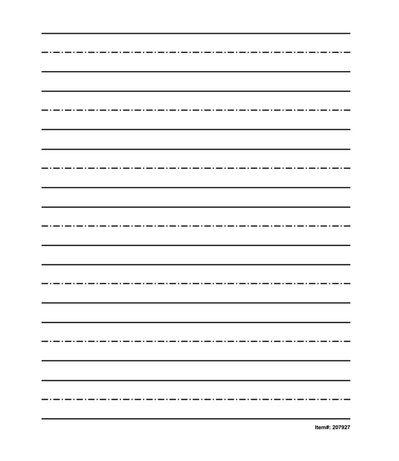 Dotted Lined Paper For Kids  Microsoft Word Lined Paper Template