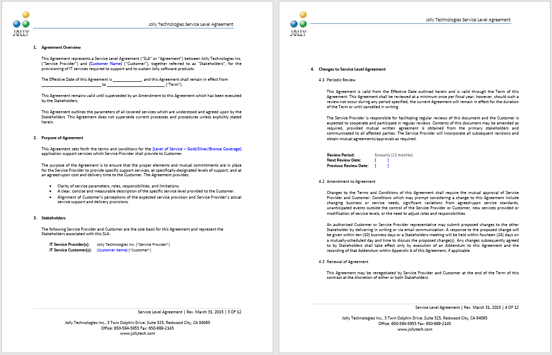 Consultancy Agreement Template 20