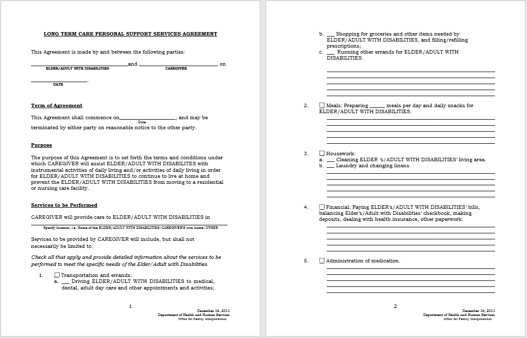 Consultancy Agreement Template 21