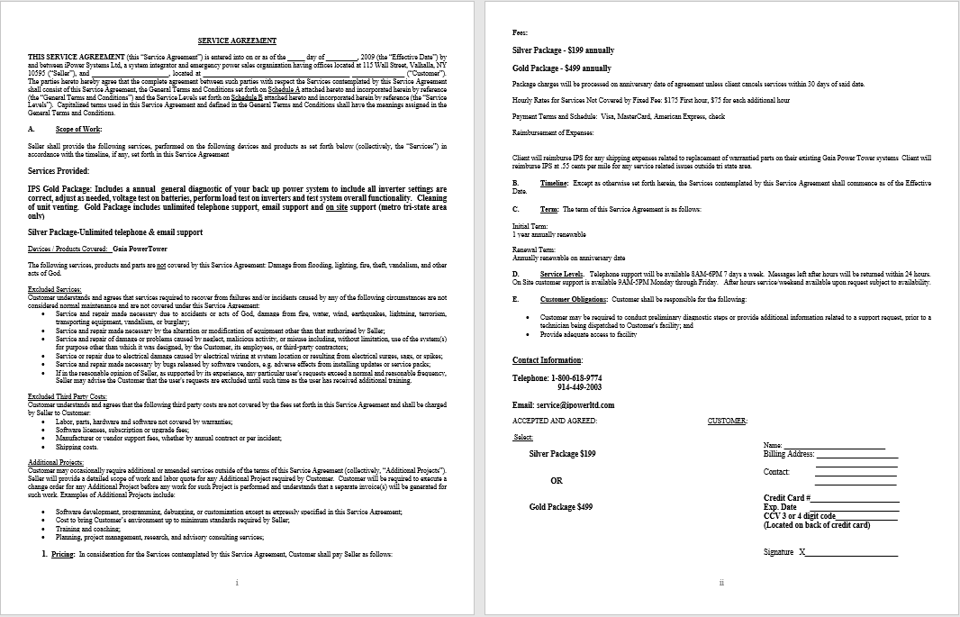 21 Free Consultant Agreement Templates Samples In Ms Word
