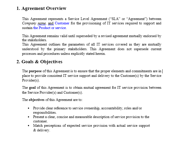 Service Agreement Template 04