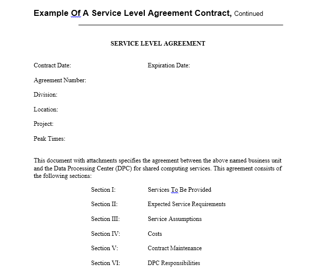 Service Agreement Template 05