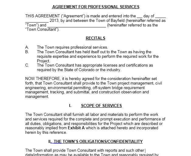 Service Agreement Template 15